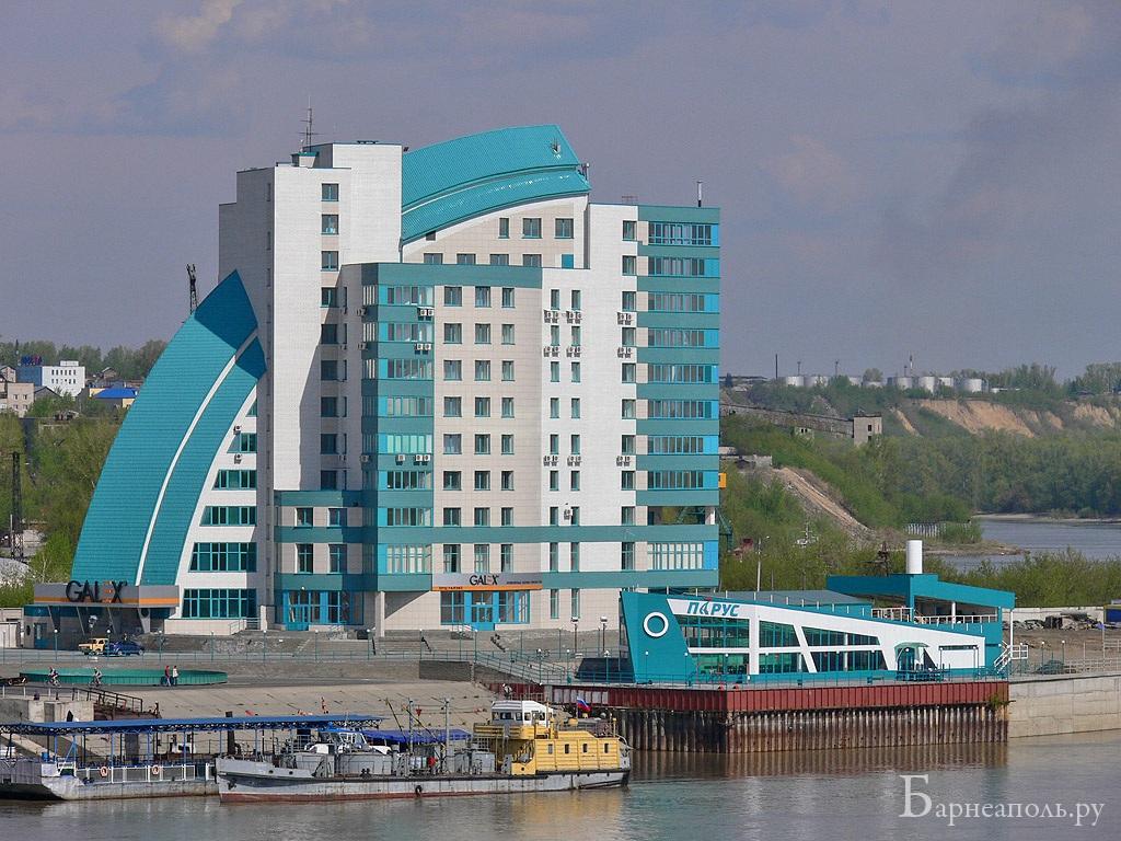 Бизнес-центр «Парус» / Площадь Баварина, 2 - г. Барнаул ...: http://barneapol.ru/bu/321-biznes-tsentr-parus