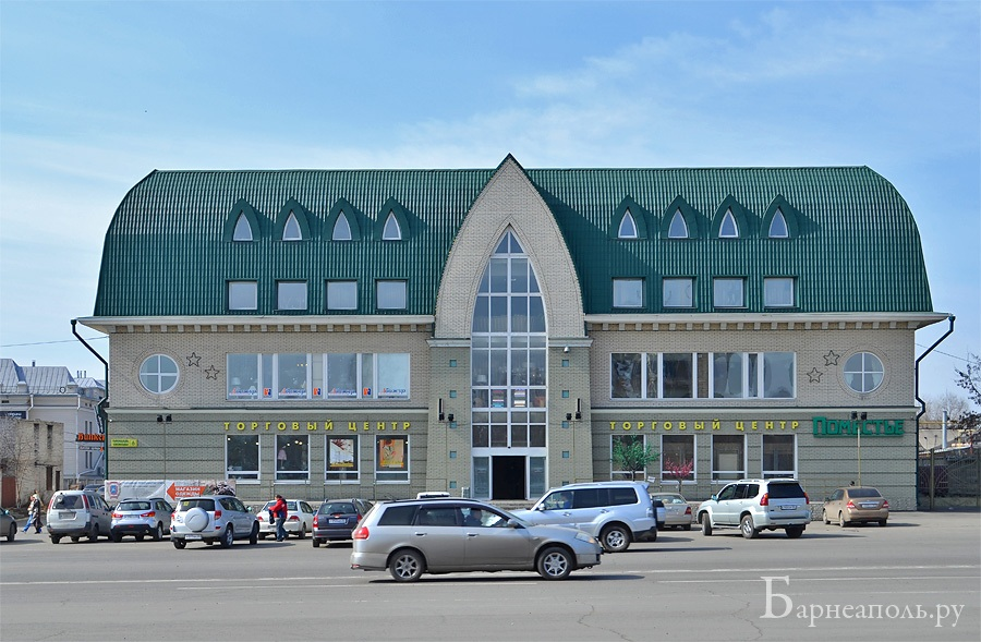 Торговый центр «Поместье» / Площадь Свободы, 6 - г ...: http://www.barneapol.ru/bu/237-torgovyy-tsentr-pomeste