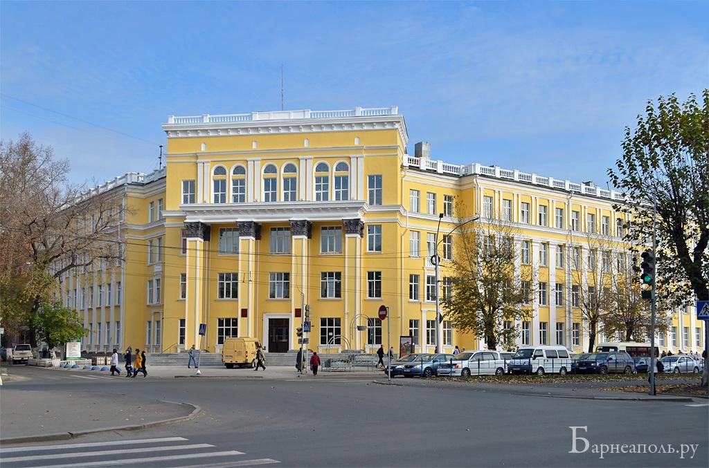 Барнаульский строительный колледж / Проспект Ленина, 68 ...: http://barneapol.ru/bu/377-barnaulskiy-stroitelnyy-kolledzh