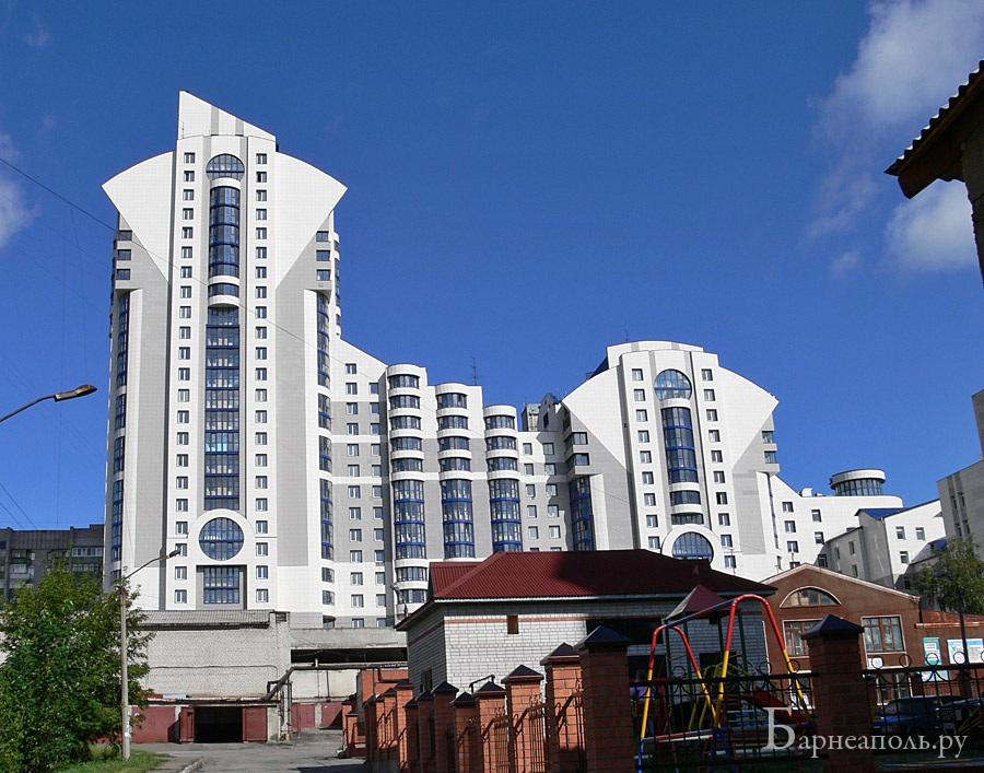 ЖК Анастасия, Барнаул