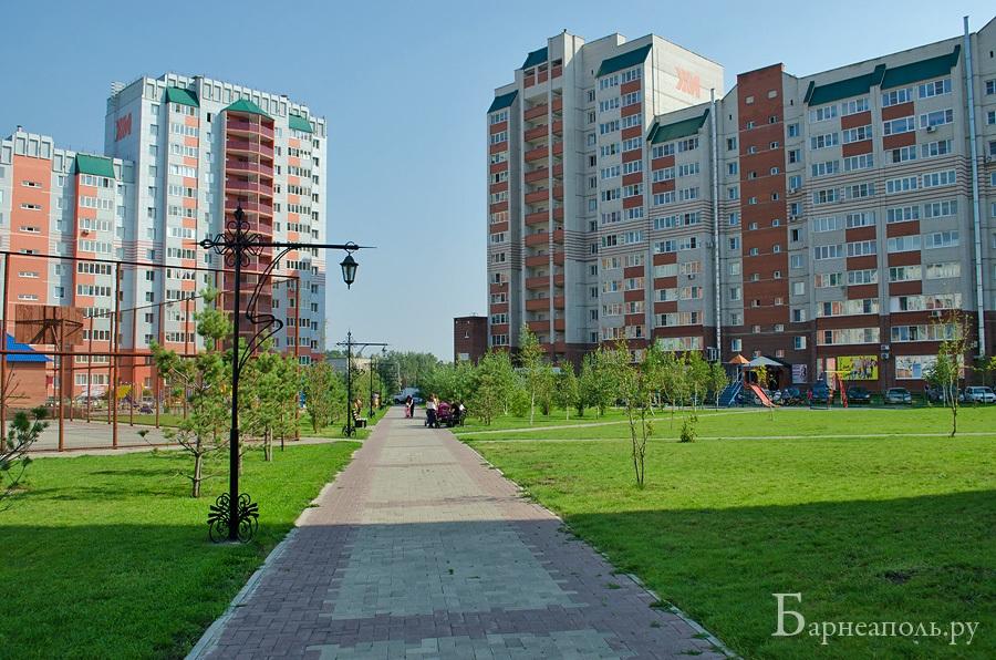 Квартал 2000, Барнаул